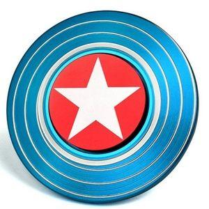 Party Favor, Captain America Fidget Spinner 🌸